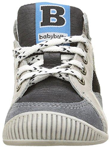 Babybotte Fliper, Chaussures Bébé marche bébé garçon Noir (072 Noir)