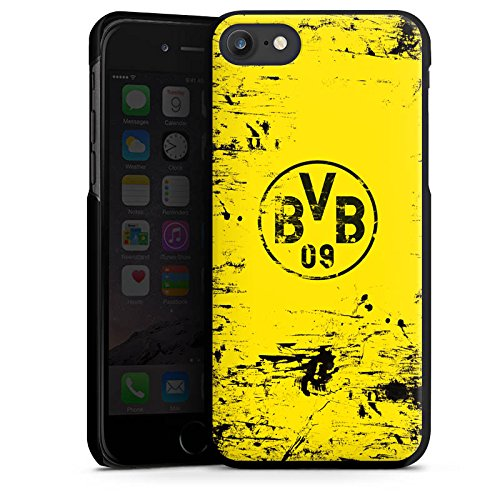 Apple iPhone 6 Plus Hülle Case Handyhülle Borussia Dortmund BVB Fanartikel Hard Case schwarz