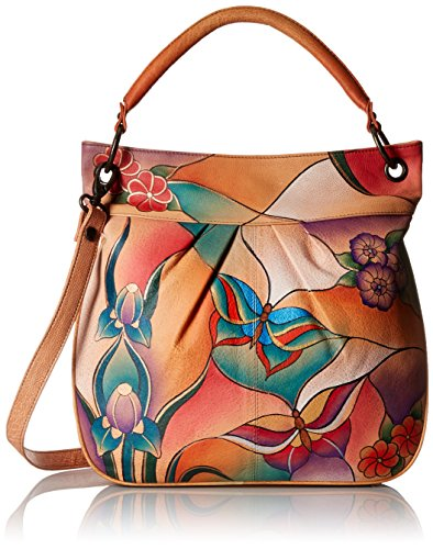 anuschka-handpainted-leather-large-convertible-tote-butterfly-glass-painting-one-size