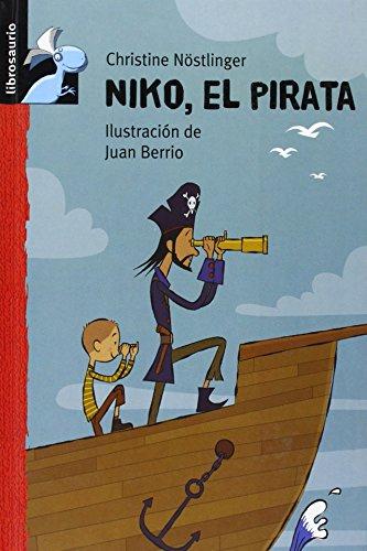 Niko, el pirata (Librosaurio + 6 Años)