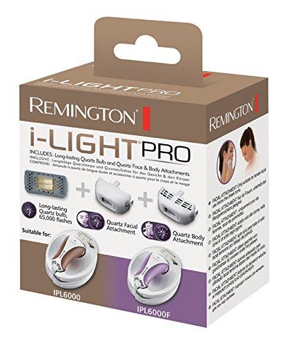 Kit viso e corpo Remington SP-6000FQ per IPL6000 e IPL6000F