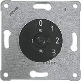 peha 3-Stufen-Drehschalter D 601/3 O.A. mit 0-Stellung UP Grundelemente Dreistufen-Schalter 4010105933192