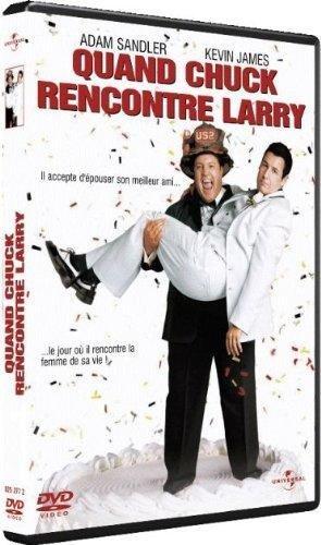 Quand Chuck rencontre Larry, Episodes DVD/BluRay