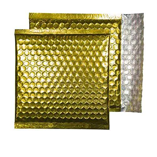 formato C5+ 25 x 18 cm colore: Rosa metallizzato Purely Packaging Confezione da 100 buste imbottite a bolle daria con chiusura adesiva