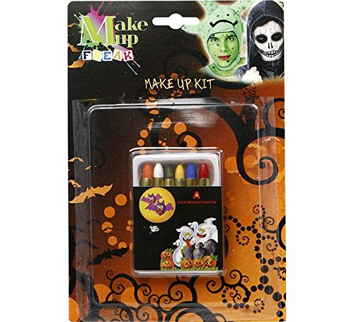 Maquillage Halloween 14x27 Cm