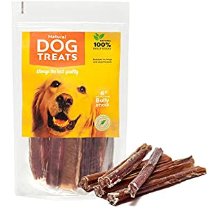 100-Natural-6-inch-Premium-Quality-Bully-Pizzle-Sticks-for-Dogs