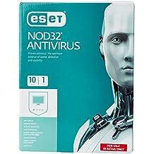 ESET NOD32 Antivirus- 10 devices, 1year (CD)