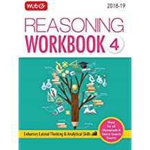 Olympiad Reasoning Workbook - Class 4 for 2018-19