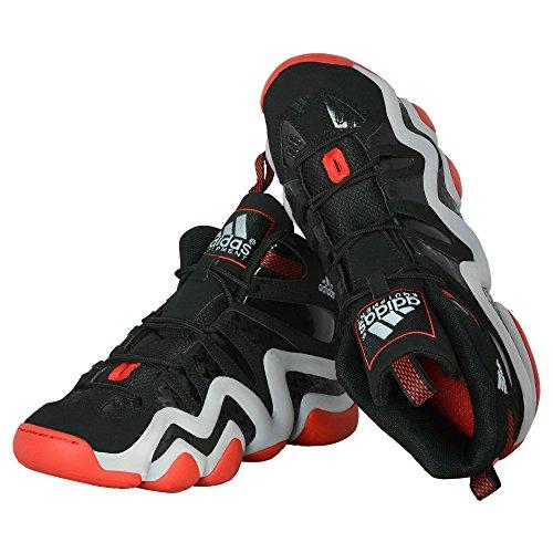 Adidas Crazy 8 Homme Chaussures De Basket-ball Chaussures Noir