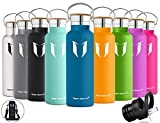 Best Water Bottles - Super Sparrow Stainless Steel Vacuum Insulated Water Bottle Review