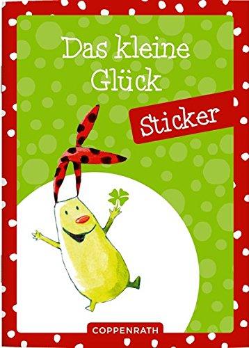 Stickerbuch: Das kleine Glück