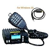 QYT KT-7900D Quad Band Quad Standby Mini Mobile Ricetrasmittente Radioriceventi 136 - 174 / 400 - 480mhz / 220 - 260mhz / 350 - 390mhz Amateur Radio with libera di programmazione