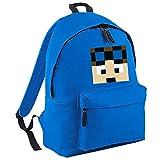 Best Backpacks For Boys - Dan TDM Backpack (Sapphire Blue) Review