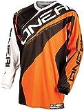 O'neal Element Racewear FR Jersey Trikot lang weiß 2016