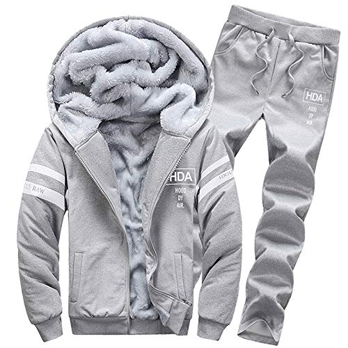 Männer Hoodies Sets Patchwork Hoodie Sport Sets Jacke Sweat Hose Jumper Langarm Hoodies Anzug Dinge FüR Die Menschen Bequem Machen Herrenbekleidung & Zubehör