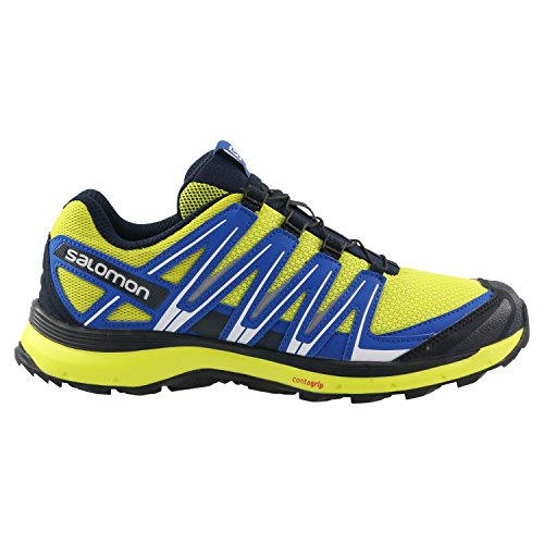 Salomon XA Lite chaussures trail Gelb (Sulphur/Navy Blue)
