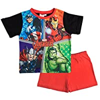 Marvel Avengers Boys Pyjamas Pjs
