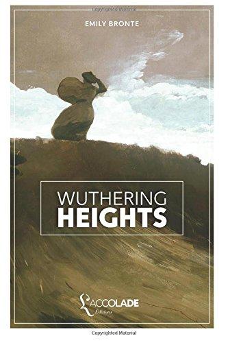 Wuthering Heights: les Hauts de Hurlevent, bilingue anglais/français (+ lecture audio intégrée)