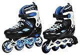 Guru Speeder Aluminium Chassis Inline Skate With Adjustable Length;Inline Skate; Skate