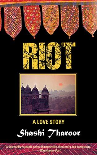 Riot: A Murder Mystery of Late Twentieth Century India por Shashi Tharoor