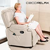 Poltrona Relax Massaggiante Craftenwood 6002
