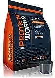 The Protein Works, 100% Micellar Casein, Slow Release Protein Shake Powder, Chocolate Silk - 1 kg by The Protein Works