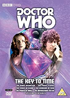 Doctor Who - The Key to Time Box Set (Re-issue) [DVD] [1978] (B002TOKFNM) | Amazon price tracker / tracking, Amazon price history charts, Amazon price watches, Amazon price drop alerts