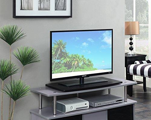 Convenience Concepts designs2go Single Kontingent TV Schwenk Board für Flat Panel TV 'S bis zu 32oder 60-pounds, schwarz - 60 Flat-panel-tv-ständer