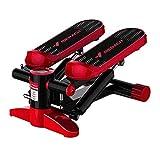 GL-motion Mini Steppers Twister, Home Trainer, Mini Stepper INCL, Cordons de...