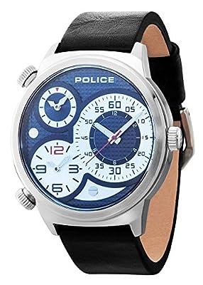 Police - Elapid - reloj - darkblue de police