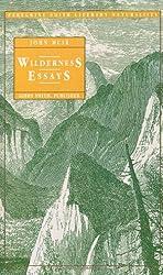 John muir wilderness essays