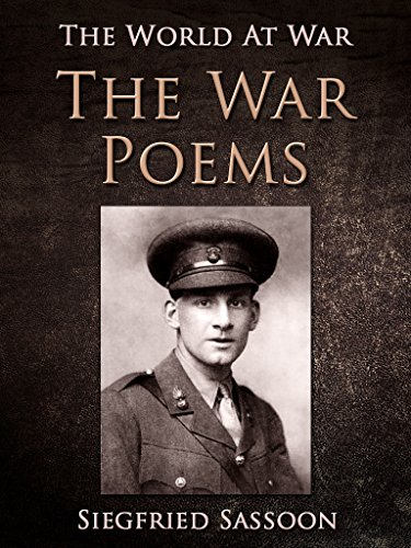 war poems A handful of anti-war war poems by world war i soldiers are among the most famous and admired poems in our language they established the modern definition of war poem as a bitter, ironic.
