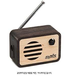 MU origine Motz Président bois haut-parleur cinq étages mini haut-parleur téléphone haut-parleur