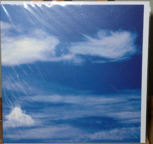 Blanko-Grußkarten, Cirrus Wolken