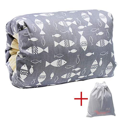 Biberon, taie d'oreiller de voyage Coussin d'allaitement Portable Bras de coussin d'allaitement, à enfiler Bras de support pour pour C-sections Mom