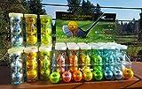 Chromax Metallic M1X Golf Balls - 6 Ball Pack