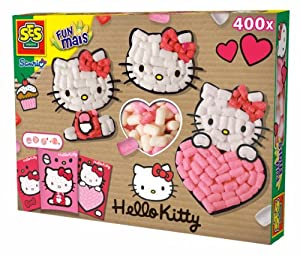 Ses Hello Kitty - Funmais, Set Creativo, 24995