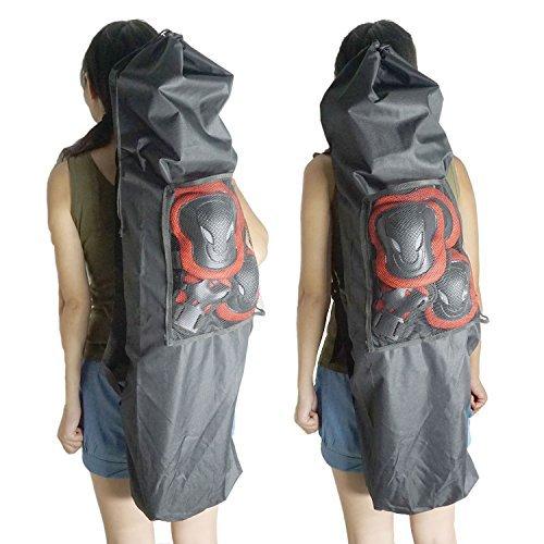 yoyostore-44-x-13-professional-boy-longboard-skateboard-carry-bag-handy-backpack-with-mesh-by-yoyost