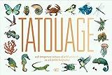 Tatouage: Wild: 108 Temporary Tattoos of Wild Animals and 21 Art-Print Keepsakes (Magma for Laurence King)