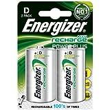 94,6L.- Express Ec085batterie Piles Alcalines, D (lot de 2)