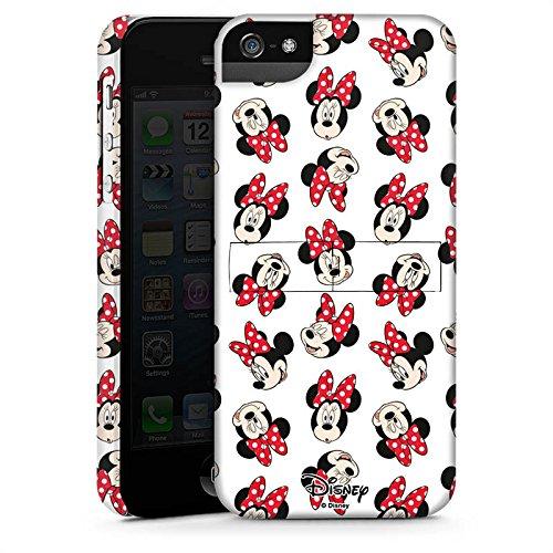 Apple iPhone 7 Plus Silikon Hülle Case Schutzhülle Disney Minnie Mouse Fanartikel Geschenk Premium Case StandUp