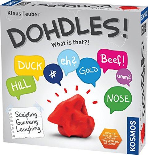 Dohdles! (Games) - A Round Spiel Word