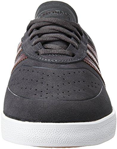 Adidas Silas Vulc Adv Dgh Solid Grey/Maroon/White Dgh Solid Grey/Maroon/White