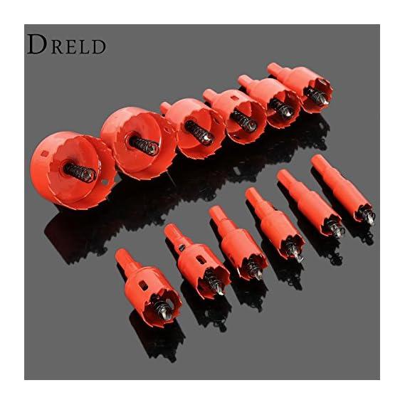 Generic 16mm 1Pc 16mm-53mm Drill Bit Hole Saw Twist Bits Cutter Power Tool Metal Holes Drilling Kit Carpentry Tools (EBIVAEC65374)