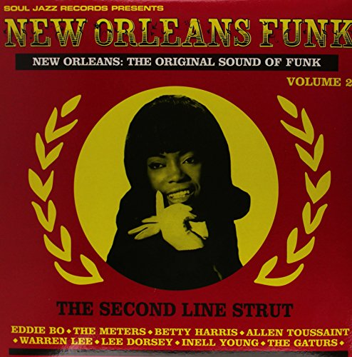 New Orleans Funk 2 [Vinyl LP] (Vinyl New Orleans)