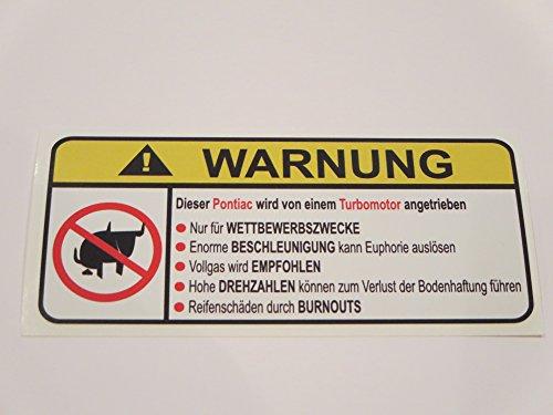 pontiac-turbo-motor-german-lustig-no-bull-warnung-aufkleber-decal-sticker
