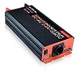 Ective Reiner Sinus-Wechselrichter 24V auf 230V 1000W/2000W Spannungswandler (Inverter) by Ective Energy