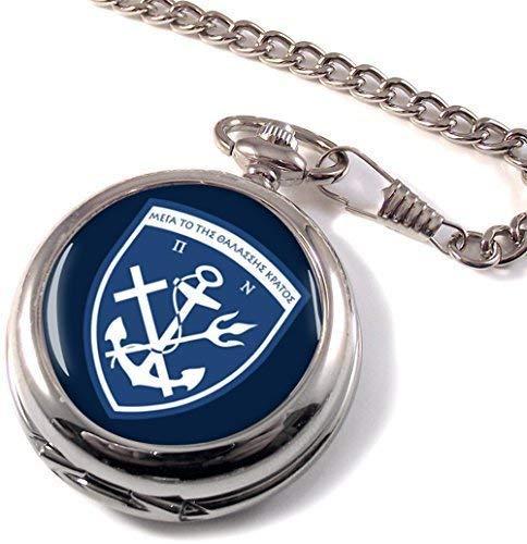 Griechische Marine (Griechenland) Full Hunter Taschenuhr -
