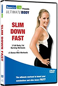Ultimate Body: Slim Down Fast DVD 2009 US Import: Amazon ...
