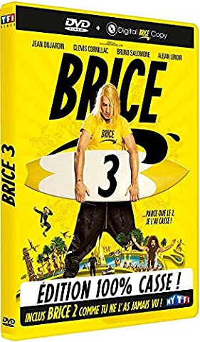 Brice De Nice Dvd - Brice 3 [DVD + Copie
